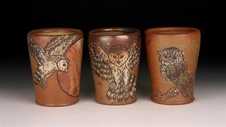 Owl Tumbler Trio