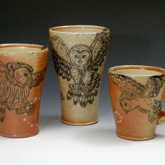 Owl Tumblers & Mug